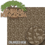 Animal Kingdom Scrapbooking!