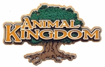 Animal Kingdom Title Laser Die Cut