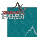 Animal Kingdom: We Survived Everest 2 Piece Laser Die Cut Kit