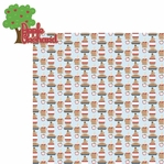 Apple A Day: Apple Orchard 2 Piece Laser Die Cut Kit