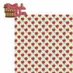 Apple A Day: Bushels of Fun 2 Piece Laser Die Cut Kit