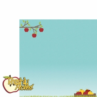 Apple Spice: Freshly Picked 2 Piece Laser Die Cut Kit