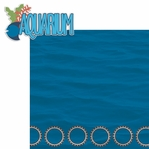 Aquarium: Aquarium 2 Piece Laser Die Cut Kit