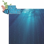 Aquarium: Ocean Wonders 2 Piece Laser Die Cut Kit