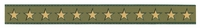 Army Star Border Laser Die Cut