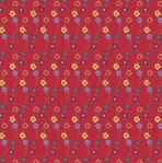 Autumn Splendor: Flower Cascade 12 x 12 Double-Sided Glitter Paper
