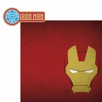 Avengers Assemble: Iron Man 2 Piece Laser Die Cut Kit