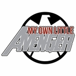 Avengers: My Own Little Avenger Laser Die Cut