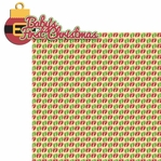 Baby: Baby's First Christmas 2 Piece Laser Die Cut Kit