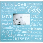 Baby Blue 12 x 12 Scrapbook Album