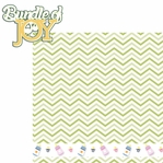 Baby Days: Bundle of Joy 2 Piece Laser Die Cut Kit