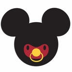 Baby Mouse Laser Die Cut