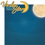 Back To Nature: Under The Stars 2 Piece Laser Die Cut Kit