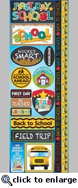 Back To School Combo Sticker