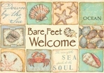 Barefeet Welcome Dimensions Needlework