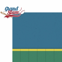 Baseball Fever: Grand Slam 2 Piece Laser Die Cut Kit