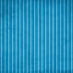 Basics: Spring Into Summer: Blue Stripes 12 x 12 Paper