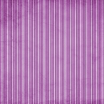 Basics: Spring Into Summer: Purple Stripes 12 x 12 Paper