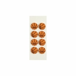 Basketball MINI Stickers