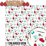 Batter Up: Baking Up Memories 2 Piece Laser Die Cut Kit