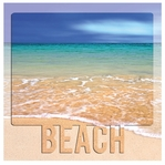 Beach 3D 2 Piece Laser Die Cut Kit