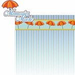 Beach Days: Memories Made 2 Piece Laser Die Cut Kit