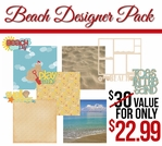 Beach Designer Pack