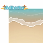 Beach Fun: Shellseeker 2 Piece Laser Die Cut Kit