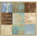 Beach L.L.L 12 x 12 Scrapbook Album