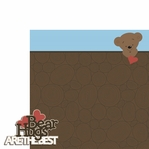 Bear Cub: Bear Hugs 2 Piece Laser Die Cut Kit