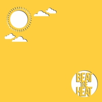 Beat the Heat 12 x 12 Overlay Laser Die Cut