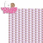 Belong 2gether: You are Sweet 2 Piece Laser Die Cut Kit