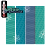 Below Zero: Record Breaking Temperatures 2 Piece Laser Die Cut Kit