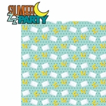 BFF's: Slumber Party 2 Piece Laser Die Cut Kit
