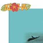 Big Island: Aloha 2 Piece Laser Die Cut Kit