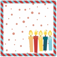 Birthday: Birthday Boy 12 x 12 Paper