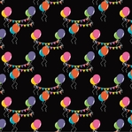Birthday Wishes: Party TIme 12 x 12 Paper