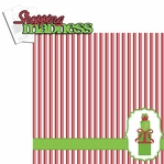 Black Friday: Shopping Madness Laser Die Cut Kit