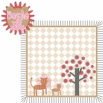 Born to be Wild: Girl Alaska 2 Piece Laser Die Cut Kit