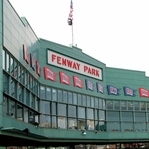 Boston: Fenway Park 12 x 12 Paper