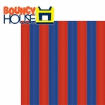 Bouncy House 2 Piece Laser Die Cut Kit