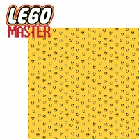 Brick Builder: Lego Master 2 Piece Laser Die Cut Kit