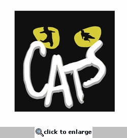 Broadway: Cats Laser Die Cut