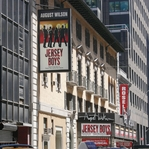 Broadway Theatres: August Wilson 12 x 12 Paper