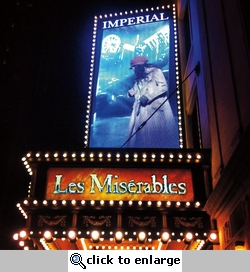 Broadway Theatres: Imperial 12 x 12 Paper