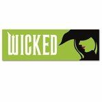 Broadway: Wicked Laser Die Cut