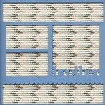 Brother 12 x 12 Overlay Quick Page Laser Die Cut