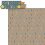 Brothers: Best Buddies Forever 2 Piece Laser Die Cut Kit