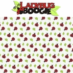 Bug Land: Ladybug Boogie 2 Piece Laser Die Cut Kit