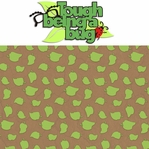 Bug Land: Tough Being A Bug 2 Piece Laser Die Cut Kit